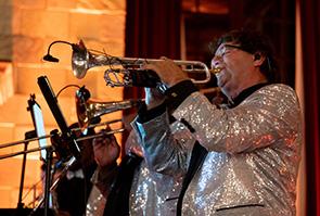 Barry Taylor - Trumpet, Flugelhorn, Piccalo Trumpet Band Leader