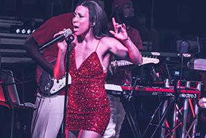 Kourtney Wooton - Lead Female Vocals